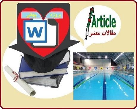 استخر شنای المپیک 2008 چین