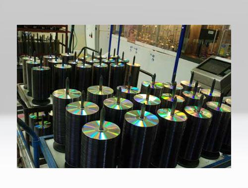 طرح توجیهی تولید انواع CD ،DVD پر شده (فشرده)