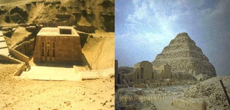 پاورپوینت معرفی 6 بنای معروف مصر